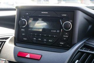 2010 Honda Odyssey 4th Gen MY10 Luxury Silver 5 Speed Sports Automatic Wagon