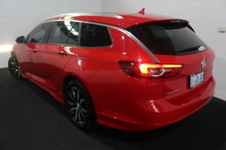 2018 Holden Commodore ZB MY18 RS Sportwagon Red 9 Speed Sports Automatic Wagon
