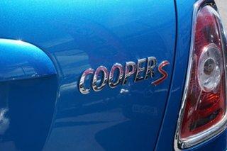 2008 Mini Hatch R56 Cooper S Chilli Maroon 6 Speed Manual Hatchback