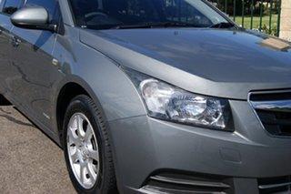 2010 Holden Cruze JG CD Grey 6 Speed Automatic Sedan.