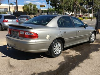 2002 Holden Berlina VX II Gold 4 Speed Automatic Sedan.