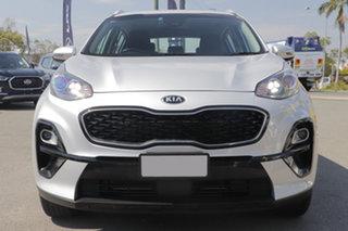 2019 Kia Sportage QL MY20 SX 2WD Sparkling Silver 6 Speed Sports Automatic Wagon