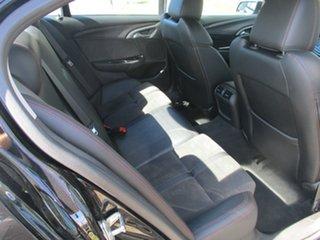 2015 Holden Commodore VF MY15 SV6 Storm Phantom Black 6 Speed Sports Automatic Sedan