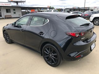 2019 Mazda 3 BP2HLA G25 SKYACTIV-Drive Astina Jet Black 6 Speed Sports Automatic Hatchback