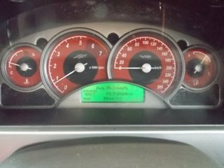 2004 Holden Commodore VY II SS 4 Speed Automatic Sedan