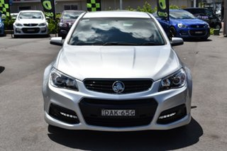 2014 Holden Commodore VF MY14 SV6 Silver 6 Speed Sports Automatic Sedan