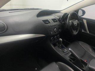 2011 Mazda 3 BL 11 Upgrade SP25 Black 5 Speed Automatic Hatchback