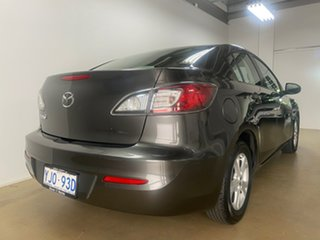 2013 Mazda 3 BL Series 2 MY13 Neo Grey 5 Speed Automatic Sedan
