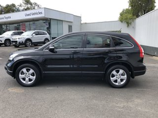 2009 Honda CR-V RE MY2007 Sport 4WD Black 5 Speed Automatic Wagon