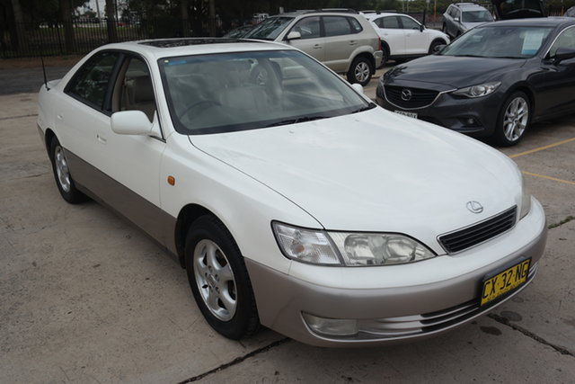 Used Lexus ES MCV20R ES300 LXS Maryville, 1997 Lexus ES MCV20R ES300 LXS White 4 Speed Automatic Sedan