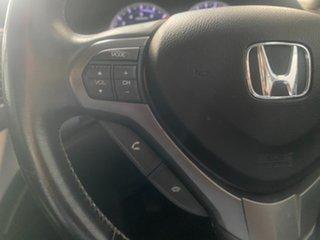 2012 Honda Accord 10 MY12 Euro Red 6 Speed Manual Sedan