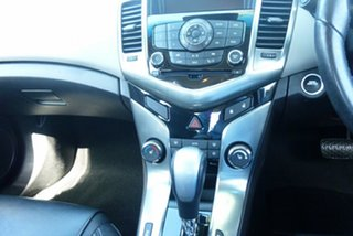 2016 Holden Cruze JH MY16 Z-Series Black 6 Speed Automatic Sedan