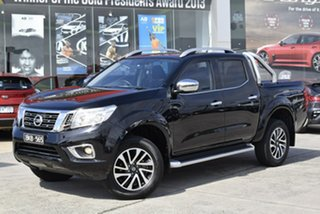 2019 Nissan Navara D23 S3 ST-X Black/Grey 7 Speed Sports Automatic Utility.