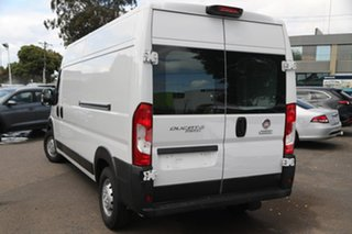 2019 Fiat Ducato Series 6 Low Roof SWB Comfort-matic 6 Speed Sports Automatic Single Clutch Van.
