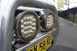 2009 Mazda BT-50 UNY0E4 SDX Silver 5 Speed Manual Utility