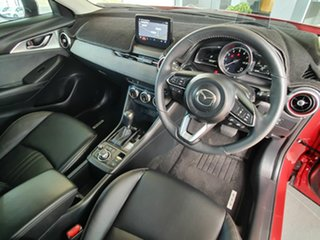 2019 Mazda CX-3 Akari Red 6 Speed Automatic Wagon.