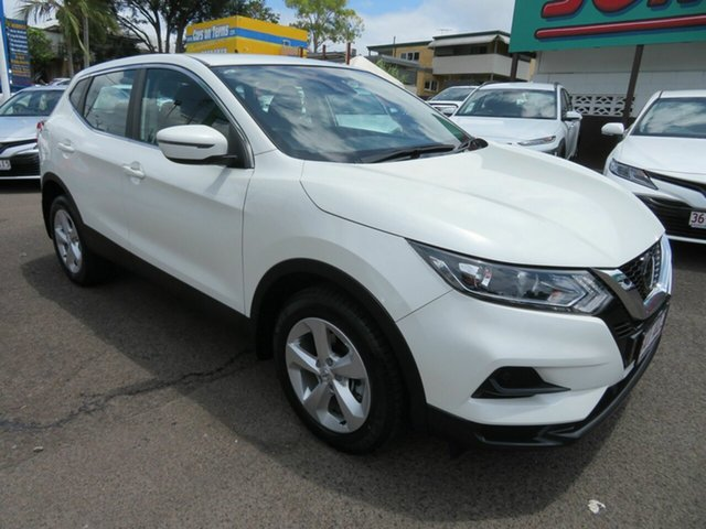 Used Nissan Qashqai J11 Series 2 ST X-tronic Mount Gravatt, 2018 Nissan Qashqai J11 Series 2 ST X-tronic White 1 Speed Constant Variable Wagon