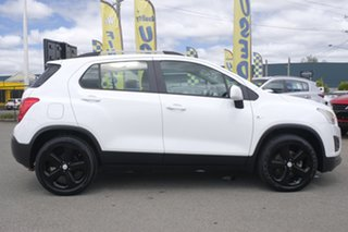 2015 Holden Trax TJ MY15 LS Summit White 6 Speed Automatic Wagon