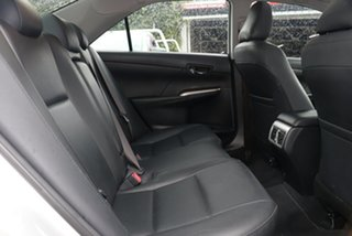 2013 Toyota Aurion GSV50R Presara Silver Pearl 6 Speed Automatic Sedan