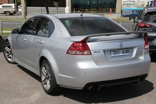 2012 Holden Commodore VE II MY12 SV6 Silver 6 Speed Sports Automatic Sedan.