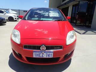 2009 Fiat Ritmo Dynamic Bright Red 5 Speed Manual Hatchback.