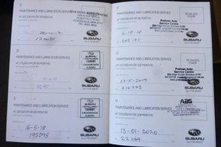 2012 Subaru XV MY13 2.0I-L Teal Continuous Variable Wagon