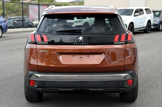 2019 Peugeot 3008 P84 MY19 Allure SUV Bronze 6 Speed Sports Automatic Hatchback