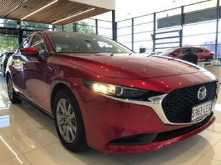 2020 Mazda 3 G20 SKYACTIV-Drive Pure Sedan.