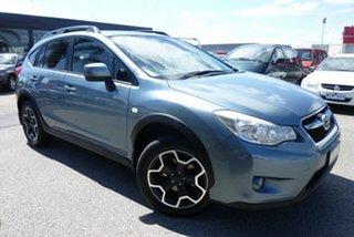 2012 Subaru XV MY13 2.0I-L Teal Continuous Variable Wagon.