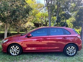2018 Hyundai i30 PD MY18 Active Fiery Red 6 Speed Sports Automatic Hatchback.