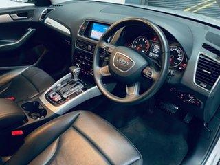 2013 Audi Q5 8R MY13 TFSI Tiptronic Quattro Silver 8 Speed Sports Automatic Wagon