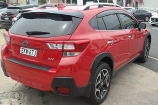 2019 Subaru XV G5X MY19 2.0i-L Lineartronic AWD Red 7 Speed Constant Variable Wagon