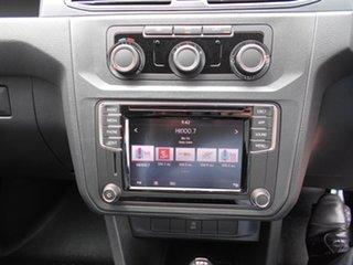 2020 Volkswagen Caddy 2KN MY20 TSI220 Crewvan Maxi DSG Candy White 7 Speed