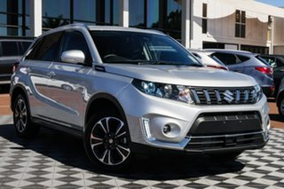 2019 Suzuki Vitara LY Series II Turbo 4WD Silky Silver 6 Speed Sports Automatic Wagon.
