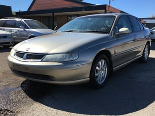 2002 Holden Berlina VX II Gold 4 Speed Automatic Sedan