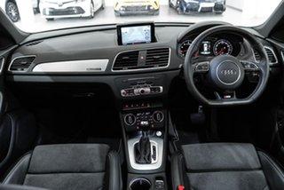 2017 Audi Q3 8U MY17 TFSI S Tronic Quattro Sport Silver 7 Speed Sports Automatic Dual Clutch Wagon.