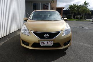 2014 Nissan Pulsar C12 ST Gold 1 Speed Constant Variable Hatchback