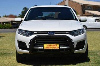 2016 Ford Territory SZ MkII TX Seq Sport Shift AWD White 6 Speed Sports Automatic Wagon.