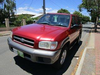 1999 Nissan Pathfinder ST (4x4) Red 4 Speed Automatic 4x4 Wagon