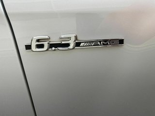 2007 Mercedes-Benz CL-Class C216 CL63 AMG Silver 7 Speed Sports Automatic Coupe
