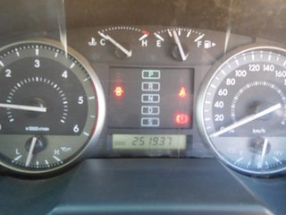 2011 Toyota Landcruiser VDJ200R MY10 GXL White 6 Speed Sports Automatic Wagon