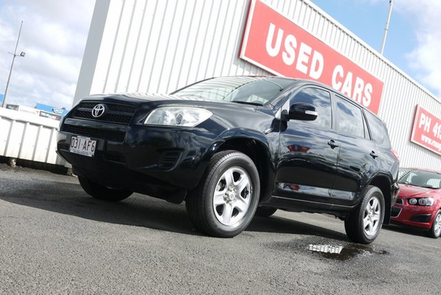 Used Toyota RAV4 ACA33R MY12 CV Bundaberg, 2012 Toyota RAV4 ACA33R MY12 CV 4 Speed Automatic Wagon