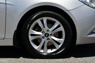 2010 Hyundai i45 YF Elite Silver 6 Speed Sports Automatic Sedan.
