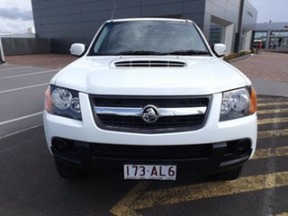 2011 Holden Colorado RC MY11 LX Space Cab White 5 Speed Manual Cab Chassis