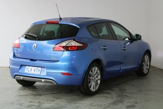2015 Renault Megane III B95 Phase 2 GT-Line EDC Blue 6 Speed Sports Automatic Dual Clutch Hatchback