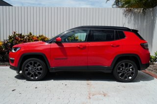 2020 Jeep Compass M6 MY20 S-Limited Colorado Red 9 Speed Automatic Wagon
