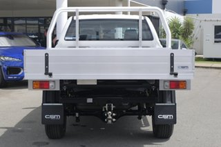 2016 Ford Ranger PX MkII XL Cool White 6 Speed Sports Automatic Cab Chassis