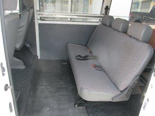 2002 Mercedes-Benz MB140 White Manual Van.