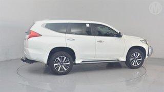 2016 Mitsubishi Pajero Sport QE GLX (4x4) Marble White 8 Speed Automatic Wagon