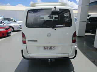 2002 Mercedes-Benz MB140 White Manual Van